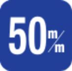 巻芯内径(50mm)