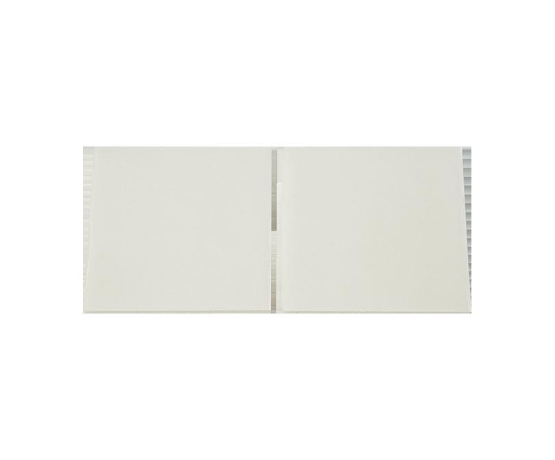 ミズトレック はがせる両面接着シート 強力固定壁紙用100×100