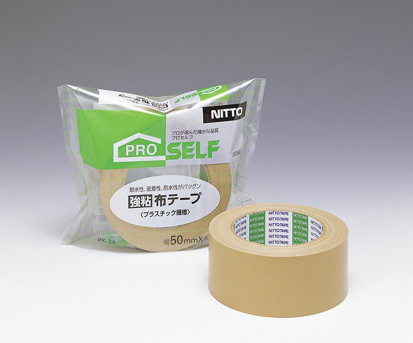 強粘布テープ PK24 プラスチック繊維