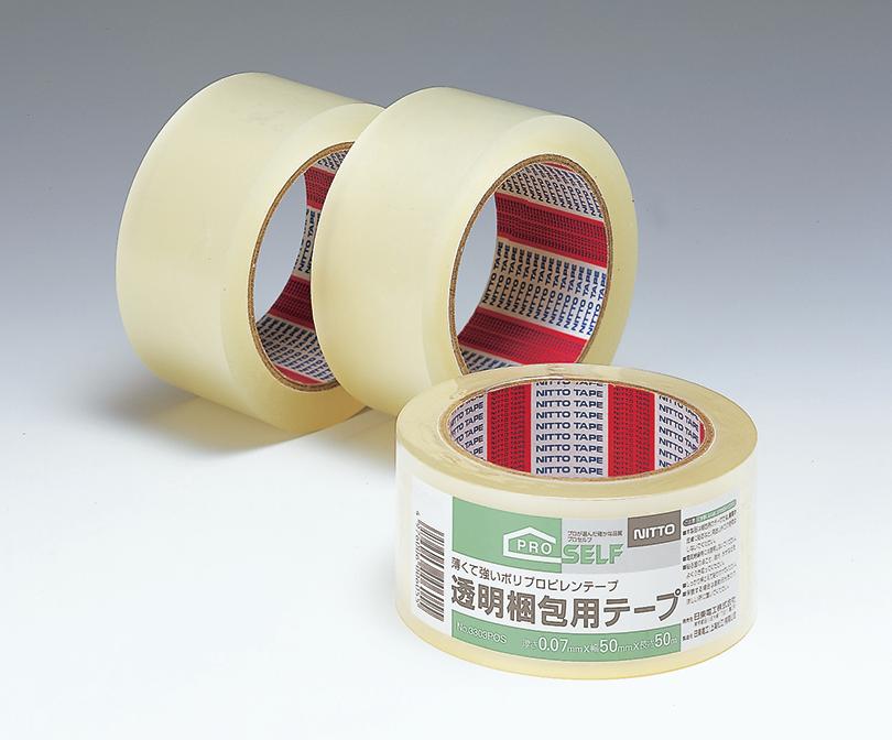 透明梱包用テープ No.3303