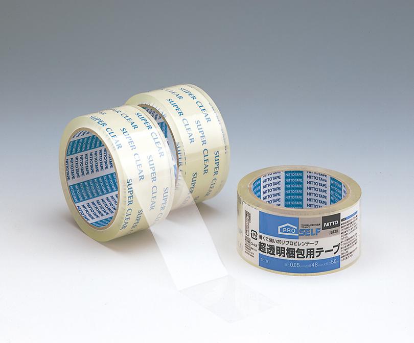 超透明梱包用テープ SC-01N