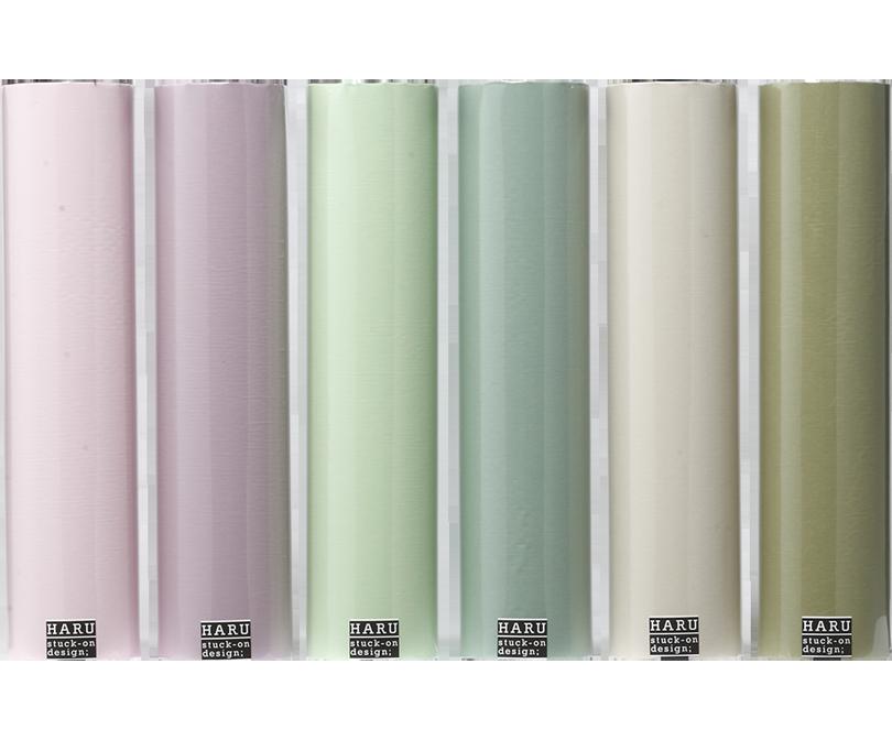 HARU stuck-on design; dry fiowers washi tape 300