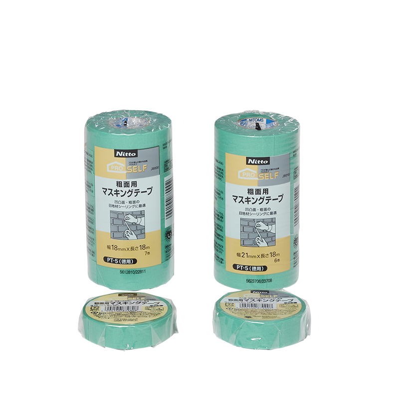 粗面用マスキングテープ PT-5