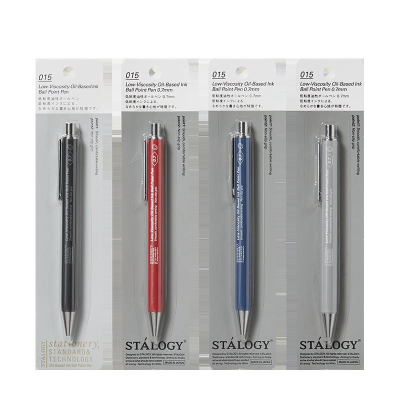 STÁLOGY 低粘度油性ボールペン