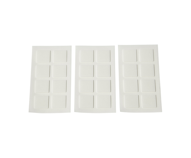Peelable Double-Sided Adhesive Sheet for Wallpaper